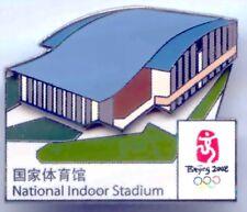 """2008 Beijing Olympic """"NATIONAL INDOOR STADIUM"""" Pin"""