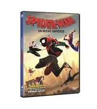 Spider-Man: Un Nuevo Universo DVD (NUEVO PRECINTADO)