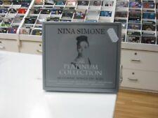 NINA SIMONE 3CD EUROPE THE PLATINUM COLLECTION 2017