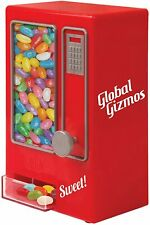 More details for  retro style sweet vending machine ,candy dispensing machine gift xmas 19cmx13