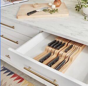 Wusthof In-Drawer 14-Slot Knife Organizer Storage Tray - NEW SEALED