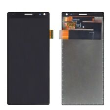 GENUINE BLACK SONY XPERIA 10 I4113 LCD SCREEN DISPLAY No ADHESIVE UK FAST