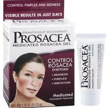Prosacea Rosacea Treatment, Homeopathic Topical Gel 0.75 oz Exp 2019 Or Later