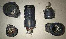 3 blindages dissipateurs avec support pour tube culot B7G TS102 tube shield