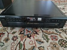 Sony CDP-CE 405 Stereo HiFi 5-fach CD-Wechsler