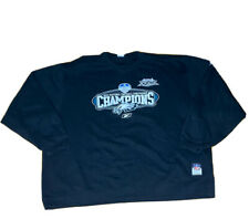 Philadelphia Eagles   NFL Super Bowl XXXIX CrewNeck Sweatshirt   Blk (Size: 2XL)
