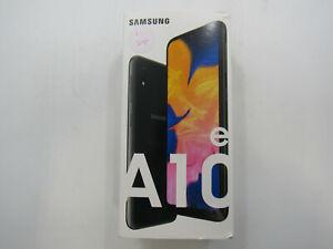 New Samsung Galaxy A10e A102U Black Verizon 32GB Check IMEI -BT6340