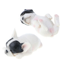 2pc Realistic Dog Figurine Model Action Figure Kid Pet Puppy Educational Toy