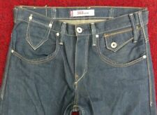 "LEVI 503 Loose - Blue Denim...Zip Fly JEANS...30"" Waist - 30"" Leg....Fast Post"