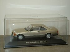 Mercedes 560SEC - Minichamps 1:43 in Box *47739