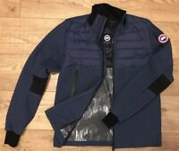 Men's Canada Goose Jericho Down Bomber Puffer Jacket - Size Medium