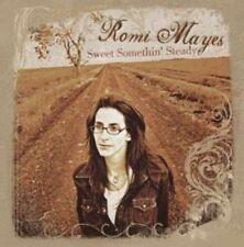 ROMI MAYES - SWEET SOMETHIN' STEADY   CD NEUF