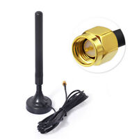 3G Antenna 824-2170MHz 5dBi with Magnetic base SMA male plug for 3G Devices