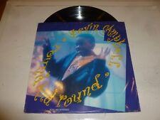 "TEVIN CAMPBELL - Round & Round - 1990 UK 4-track 12"" vinyl single"