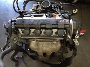 2001,2002,2003,2004,2005 HONDA CIVIC, 1.7L,EX,SOHC VTEC ENGINE