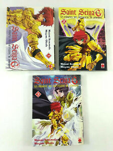 Manga Saint Seiya Episode G VF  Tomes 1 a 3  Envoi rapide et suivi