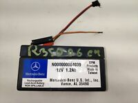MERCEDES w251 R350 RECHARGABLE LEAD ACID AUXILIARY BATTERY N000000004039