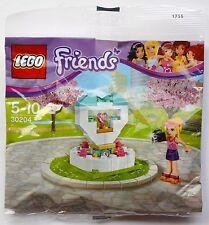 Lego Friends - Polybag 30204 - Stephanies Wunschbrunnen - NEU & OVP - Promo