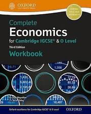 Economía completa para Cambridge Igcse ® & o libro de nivel, Cocina, Terry, Titley,