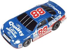 Nascar Dale Jarrett 88 Quality Care Ford Credit Ho Slot Car Life Like M Chassis