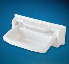 Waschbecken, Klappwaschbecken, weiß, Kunststoff, Wohnmobile Wohnwagen Camper