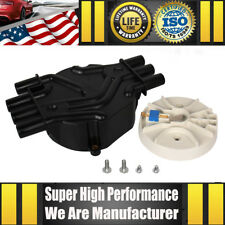New DR475  Ignition Distributor CAP Rotor fit Chevy GMC Oldsmobile V6 D328A US