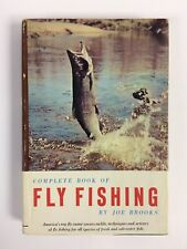 Complete Book Of Fly Fishing By Joe Brooks (1966) 4th Printing