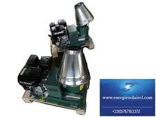 Presse à pellets, machine à granulés thermique 7CV 150mm