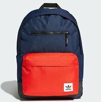 Adidas originals Premium Essentials Backpack Bag school gym men womens new Blue