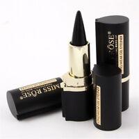 Black Waterproof Eyeliner Liquid Eye Liner Pen Pencil Gel Beauty Makeup Cosmetic