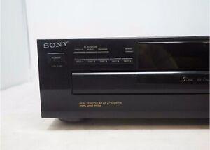 Sony Cdp-c245 CD Player