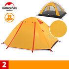 Naturehike 캠핑텐트 2-3-4인용/ P2-2인-Orange / 방우방수 / 아웃도어 / 야외 캠핑