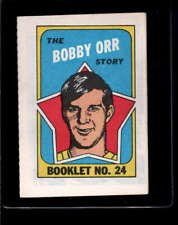 1971 Topps/OPC Booklet #24 Bobby Orr  NM X1803159
