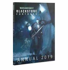 Warhammer Quest: Blackstone Fortress Annual 2019 - Brand New! Latest Edition