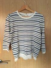 0233a2b090a Ladies John Lewis Weekend Jumper - Size 10 - 3/4 Length Sleeves