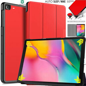 For Samsung Galaxy Tab A 10.1 T510 T515 (2019) Magnetic Cover Case folding