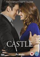 Castle - Season 6 [DVD][Region 2]