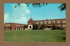 Tupelo,MS Mississippi Junior High School circa 1955