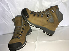 VASQUE ST ELIAS GTX Hiking Boots Women Size US 10 Wide  Brown Leather $250