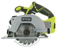 Ryobi P506 ONE Plus 18V G4 Cordless Circular Saw