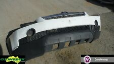 2009 HOLDEN CAPTIVA CG SX WAGON 4 DOOR FRONT BAR IN WHITE