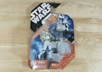 "Star Wars ""Saga Legends"" Clone Trooper Officer yellow version ""Fans' Choice"" Fig"