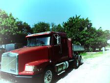 commercial trucks semi trucks sleeper semi truck 1994 volvo n14 9spd 370 rears