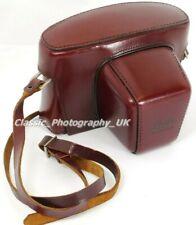 Genuine Leather EVR Case for LEITZ Leicaflex LEICAFLEX SL Leicaflex 2 35mm SLR