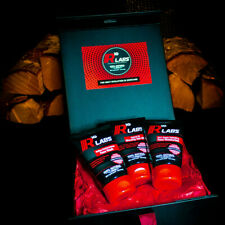 R10 Labs Men's Valentines 3 Item Premium Skincare Gift Set - NO WRAPPING NEEDED!
