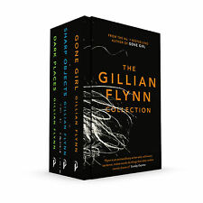 Gillian Flynn Series Collection 3 Books Set Gone Girl Dark Places Sharp Objects