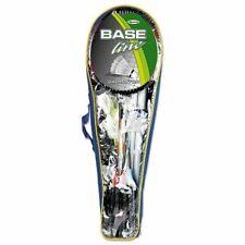 Baseline BG955 4 Player Badminton Racket Set with Net & poles