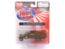 41/46 Chevy Stake Bed Truck U.S. Army HO - Classic Metal Works #30465  vmf121