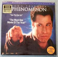 new PHENOMENON laserdisc John Travolta Kyra Sedgwick Forest Whitaker Duvall