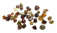 22.49 Carats Mixed Fancy Natural Uncut Cuttable Rough Diamond Lot ANABAR MINE
